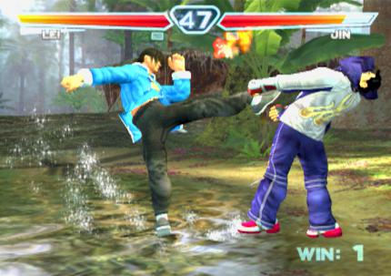 Tekken 4: Auf zum King of the Iron Fist Tournament 4 - Leser-Test von Harmony