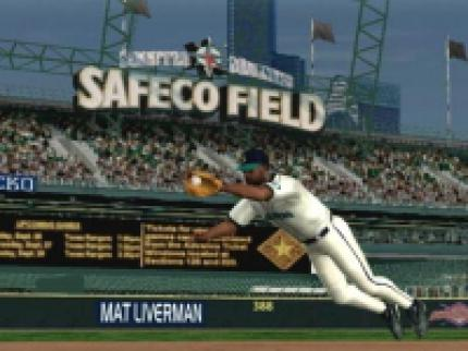 Neues interaktiver Movie von All-Star Baseball 2003