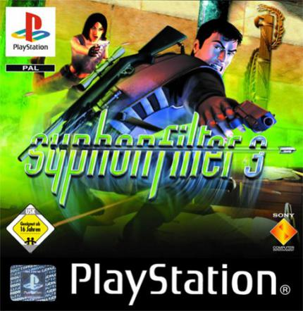 Syphon Filter 3 im Gamezone-Test
