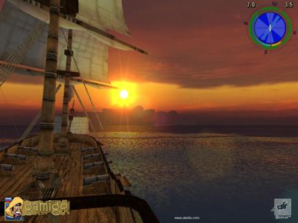 15 neue Screenshots zu Sea Dog2