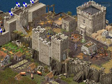 Stronghold: Crusader - 16 neue Screenshots/Grafiken