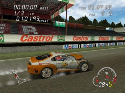 Toca Race Driver - 9 neue Screenshots