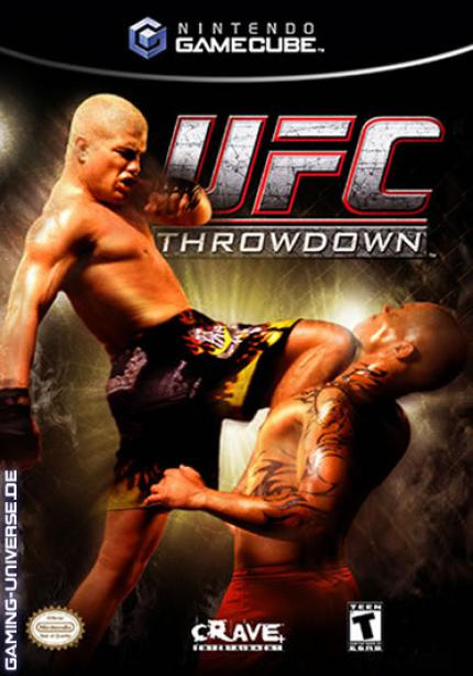GC - UFC Throwdown Boxart erschienen