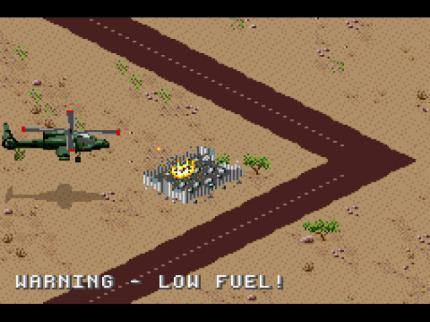 Desert Strike Advance: Apache strikes the Desert - Leser-Test von Soulreaver24