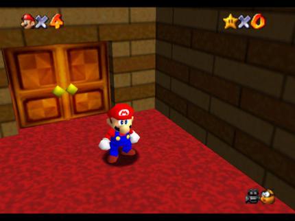Super Mario 64 Der Super Klemptner In Der Dritten Dimension