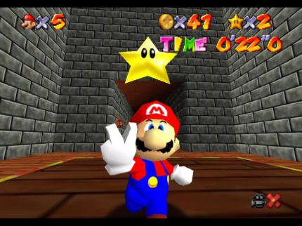 Super Mario 64: It´s me Mario - Leser-Test von TommyKaira