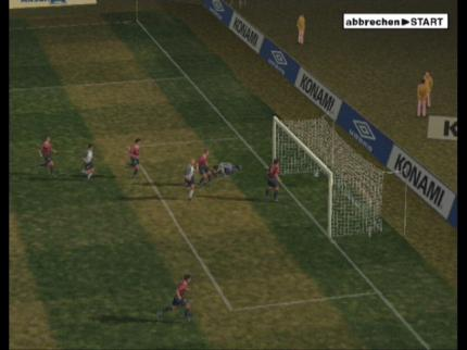 International Superstar Soccer 2: Ein Lahmes Soccergame! - Leser-Test von Ultraschall