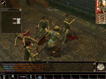 Neverwinter Nights: Seuchen-Alarm - Leser-Test von DataBase
