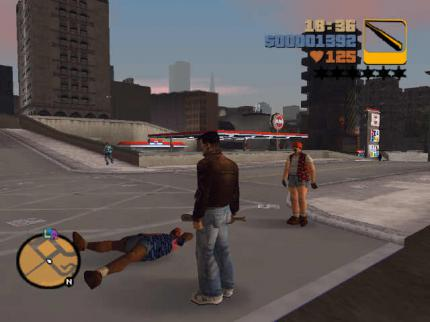 Grand Theft Auto 3: GTA in 3D! - Leser-Test von badtaste