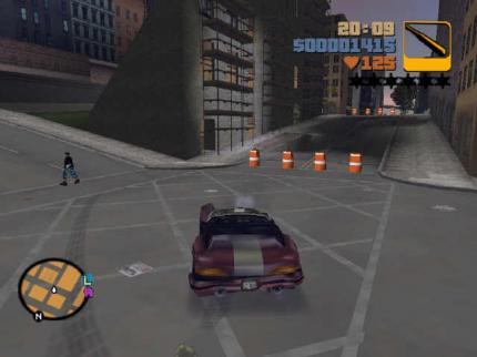 Grand Theft Auto 3: Spielspass pur - Leser-Test von vollpropeller