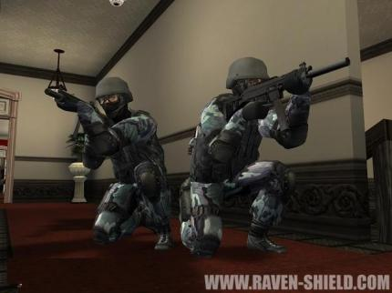 Neue Bilder zu Rainbow Six 3: Raven Shield