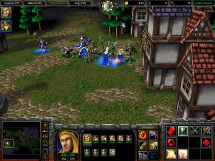 WarCraft 3: Reign of Chaos - Warcraft 3 Heldentum - Leser-Test von Silmaril