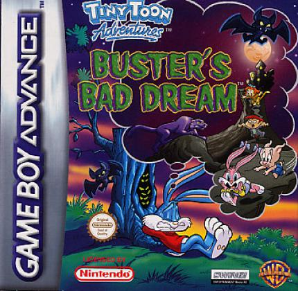 Tiny Toon Adventures: Buster's Bad Dream - Mit Prügel durch Acme Acres - Leser-Test von Rainer-Unfug
