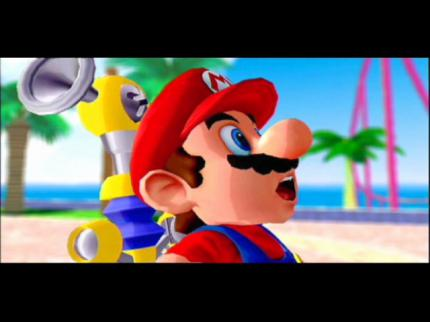 Super Mario Sunshine: Mario is back - Leser-Test von Luigi