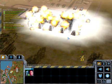 Mech Commander 2 im Gamezone-Test