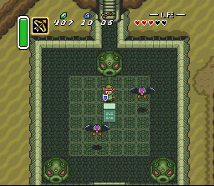 The Legend of Zelda: A Link to the Past - Links Permiere auf dem SNES - Leser-Test von Stig