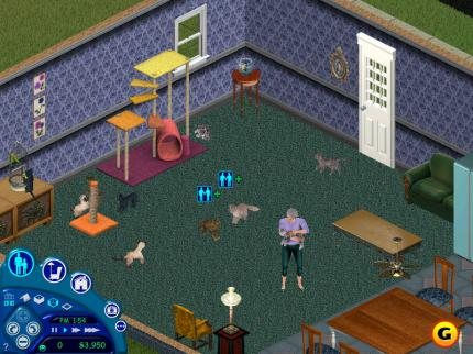 Neue Screens zu neuestem Sims Add-on
