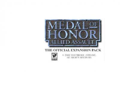 Medal of Honor: Spearhead- Movie