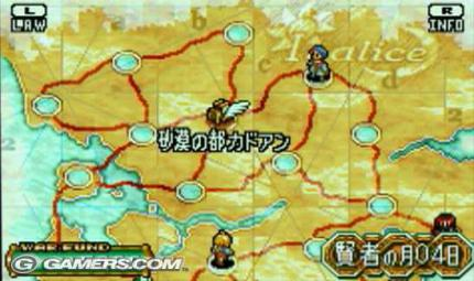 Neue Infos und Screenshots zu Final Fantasy Tactics Advance