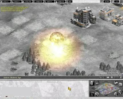 Rise of Nations - Screens und Interview