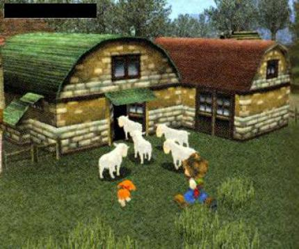 Harvest Moon: A Wonderful Life - Screens