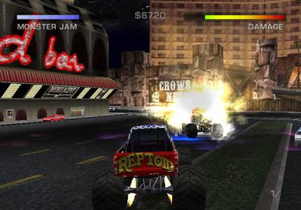 Massig neue Infos & Screenshots zu Monster Jam (GC)