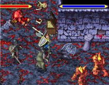 Neues GBA Spiel namens Demon Hunter