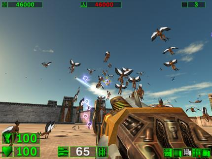 Serious Sam: GOLD-STATUS
