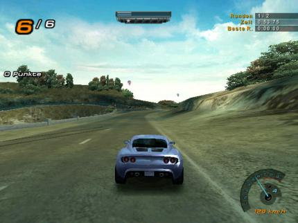Need for Speed: Hot Pursuit 2 - Sauberer Racer - Leser-Test von Racinghorst