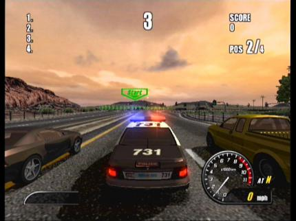 Burnout 2: Point of Impact - Burnout 2 - Point of Impact - Leser-Test von Fir3ball