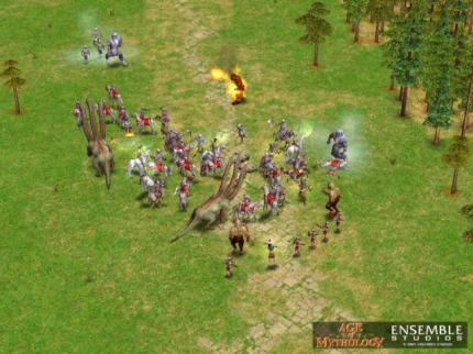 Age of Mythology: AOM - Review - Leser-Test von Frozen