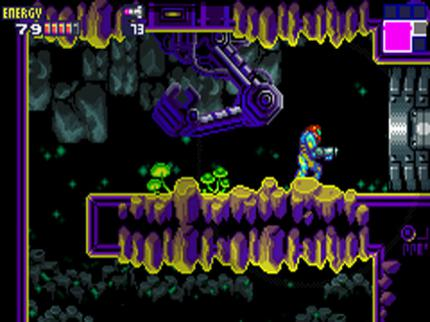 Metroid Fusion: Dead Girl Walking - Leser-Test von Treesitter