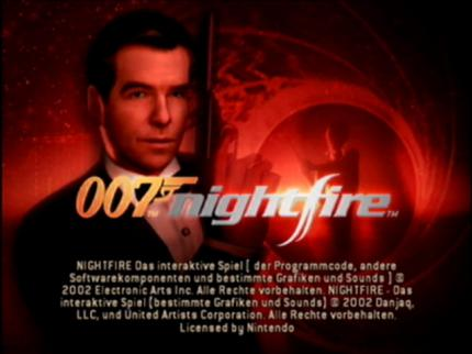 James Bond 007: NightFire - 007 is back - Leser-Test von Maddin