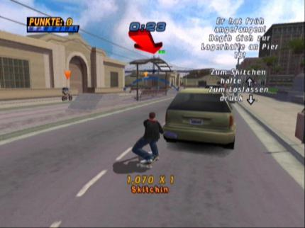 Tony Hawk's Pro Skater 4: -Mein Review - Leser-Test von BlueSonic