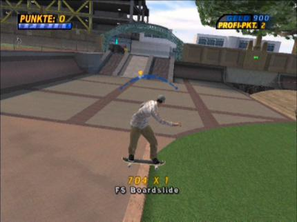 Tony Hawk's Pro Skater 4: In love with a Skater Boy  - Leser-Test von Theo