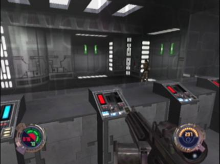 Star Wars: Jedi Outcast - Jedi Knight 2 - Kyle goes Gamecube - Leser-Test von Don_Hyuik