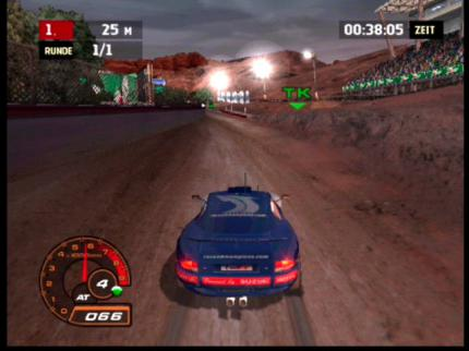 Rally Fusion: Race of Champions - PS2-Mogelpackung - Leser-Test von Sidwick