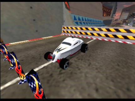 Hot Wheels Velocity X Maximum Justice: Unterwegs in Velocity X - Leser-Test von feuergolem