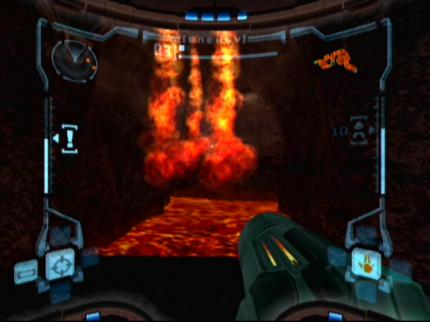 Metroid Prime: Samus is back - Leser-Test von canoejoe