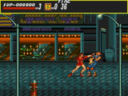 Streets of Rage: So fing alles an..... - Leser-Test von xiaouwe