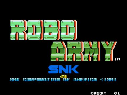 Robo Army: Hegeed Goes Mad - Leser-Test von RAMS-es