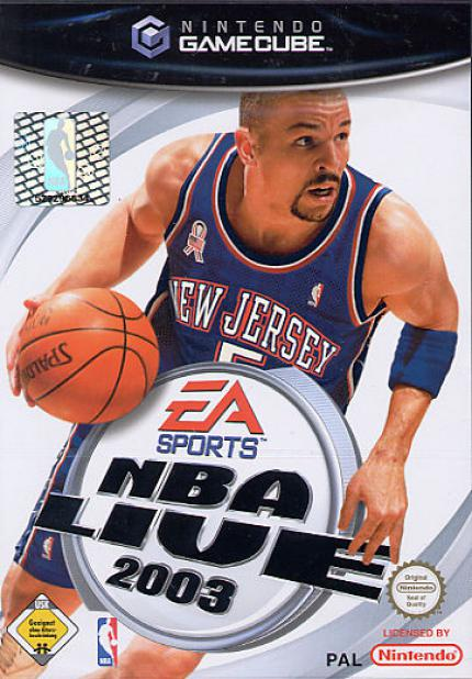 NBA Live 2003: Freestyle Baby - Leser-Test von axelkothe