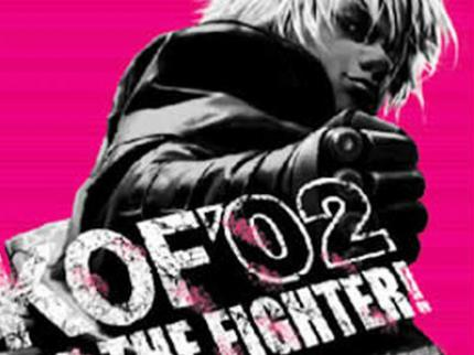 King of Fighters 2002 kommt am 19.12.2002.