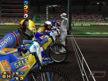 Speedway Grand Prix Screenies