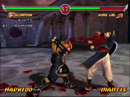 Mortal Kombat: Deadly Alliance - Flawless Victory? - Leser-Test von panic