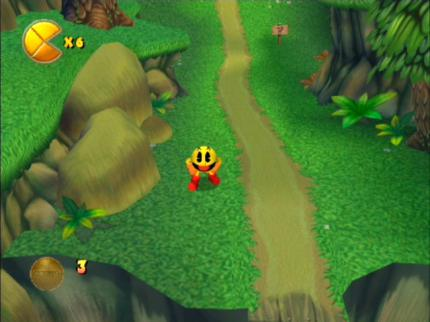 Pac-Man World 2: Die Power einer Pampelmuse - Leser-Test von sinfortuna