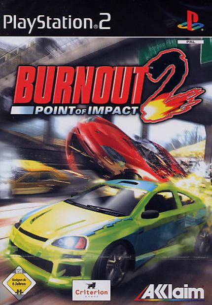 Interessante Details zur Xbox-Version von Burnout 2