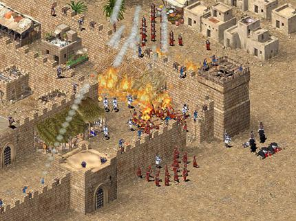 Stronghold: Crusader - neuer Patch