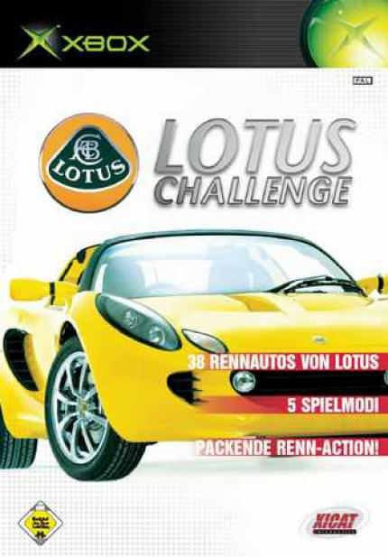 """Lotus Challenge"" - XBox-Racer am Start"