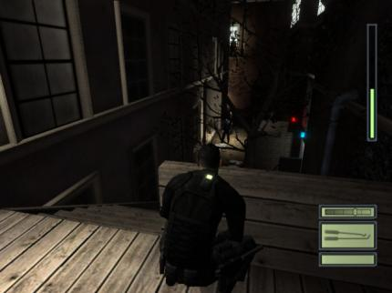 Tom Clancy's Splinter Cell: Auf Sam`s Spuren - Leser-Test von feuergolem